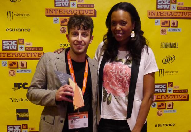 Marco Rosella 2013 SXSW Winner Personal Site